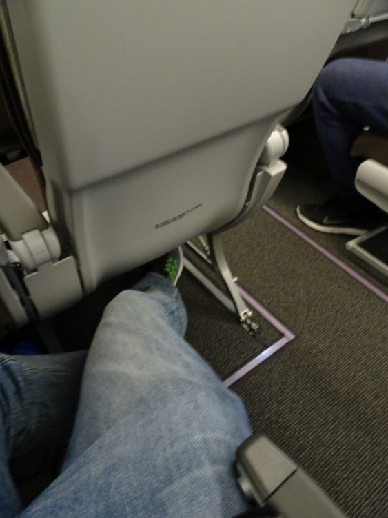 asiento 39H level