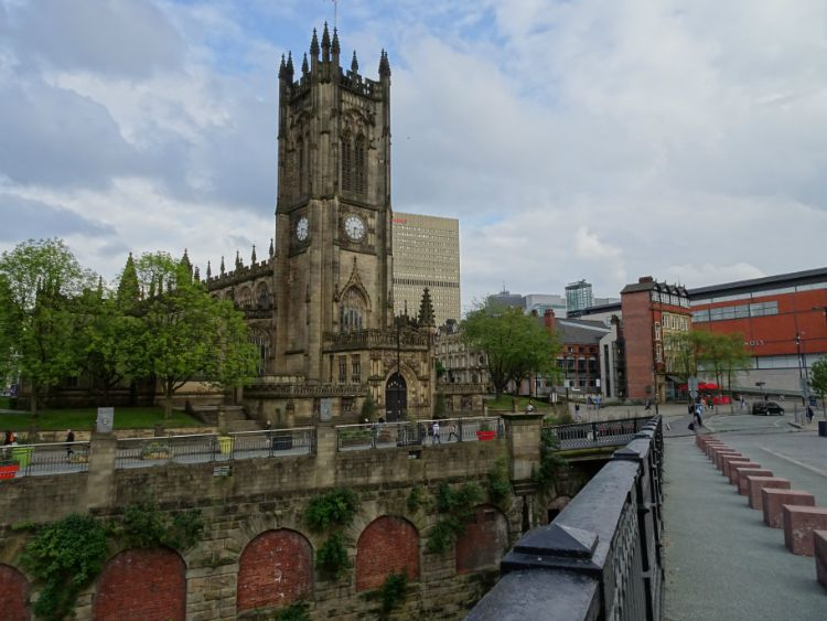 catedral manchester