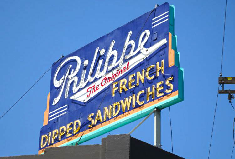comer los angeles Philippes the original