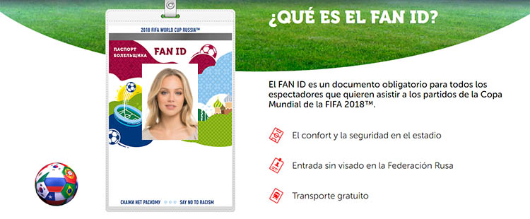 fan id rusia 2018